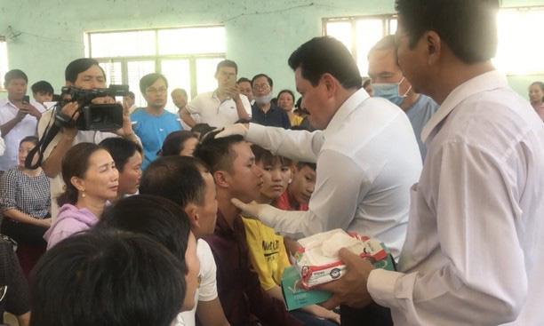 Sở Y tế Quảng Ngãi thông tin việc khám chữa bệnh của ông Võ Hoàng Yên