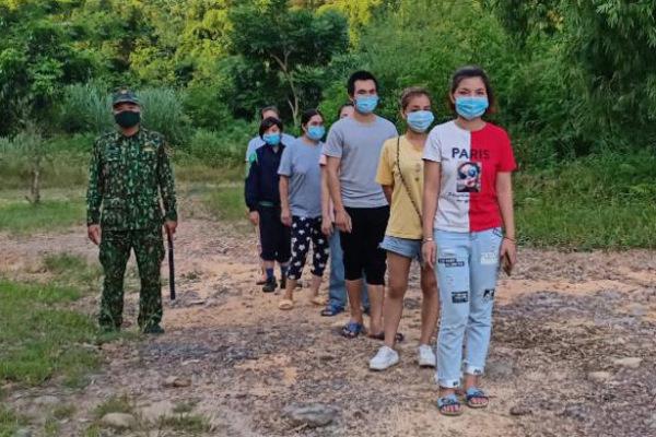Đã truy vết được 9 trong nhóm 10 người nhập cảnh trái phép vào Phú Quốc