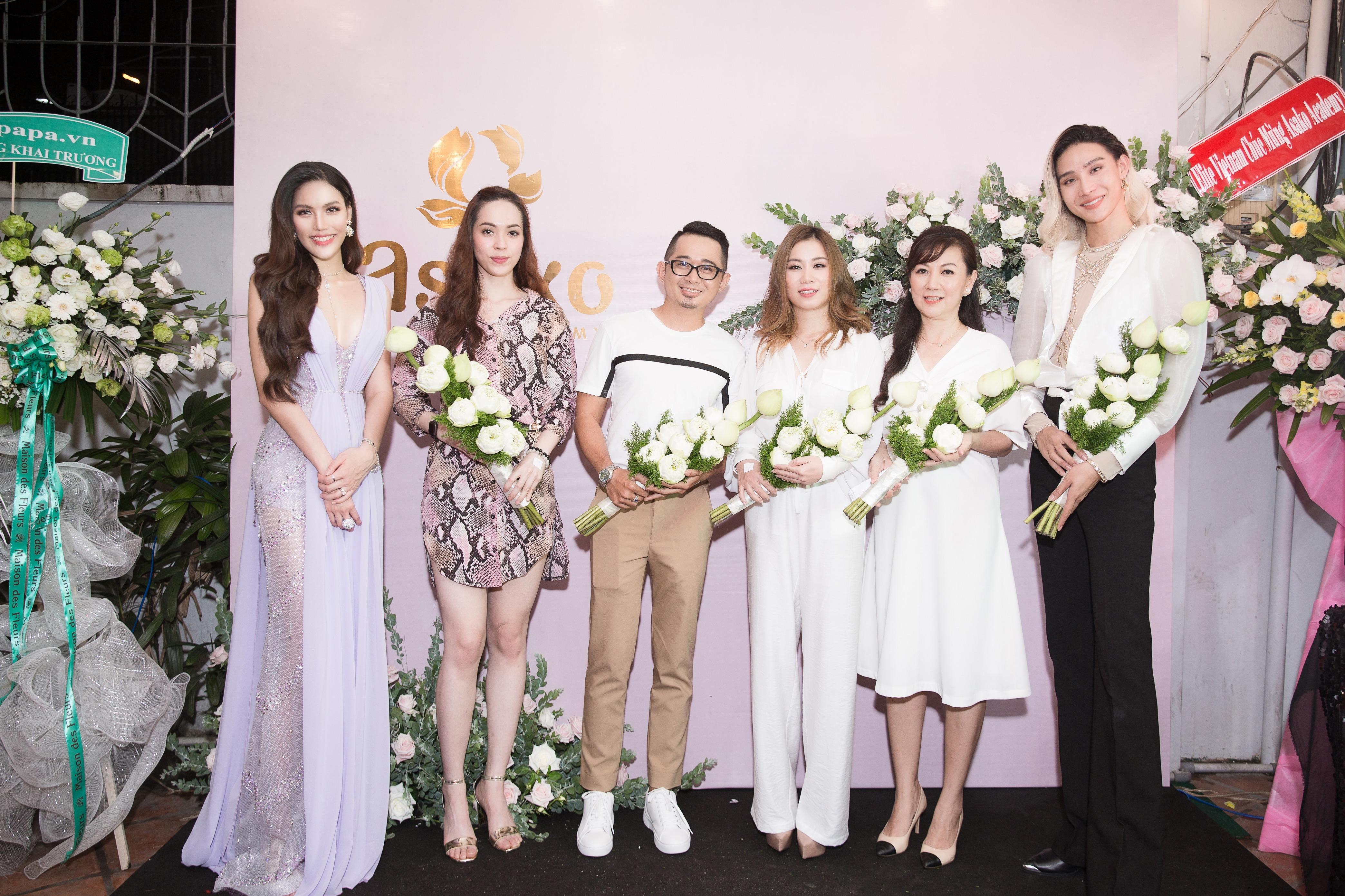 MiD Nguyễn hợp tác kinh doanh với Lan Khuê