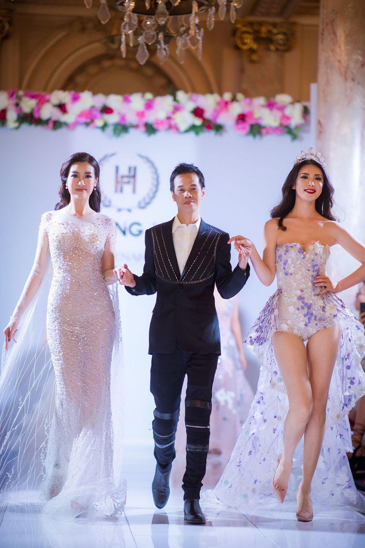 Sau dịch Covid-19, Hoàng Hải đăng cai tổ chức VIP Fashion Show cùng Lãnh sự quán Ý