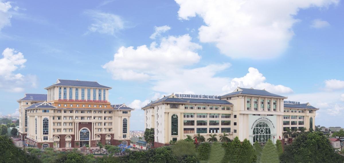Trường Đại học Kinh doanh và Công nghệ Hà Nội Tuyển sinh đào tạo Trình độ Tiến sĩ năm 2021