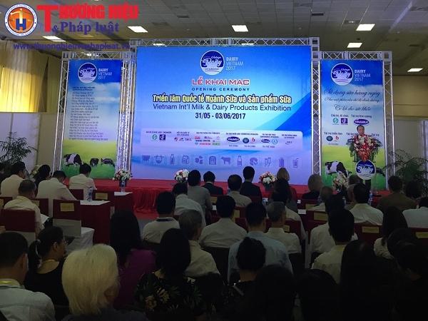 Triển lãm Quốc tế ngành Sữa và sản phẩm Sữa - cơ hội lớn khẳng định, tôn vinh thương hiệu