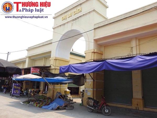 Cẩm Giàng – Hải Dương: Đầu tư xây chợ hàng chục tỷ đồng rồi... bỏ hoang
