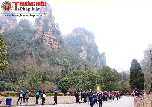 Công viên quốc gia Trương Gia Giới - Thiên đường nơi mặt đất