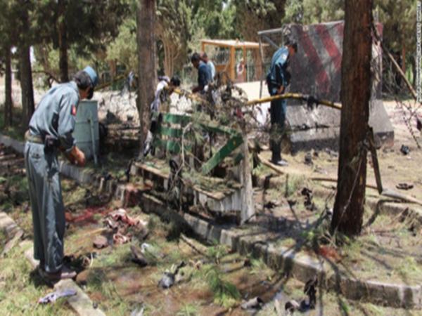 Đánh bom kinh hoàng ở Afghanistan khiến ít nhất 20 người thiệt mạng