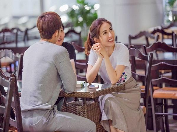Người đẹp Diễm My 9X sang Hàn Quốc dự Liên hoan phim