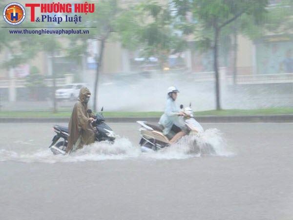 Dự báo thời tiết ngày 23/7: Tin áp thấp nhiệt đới và cơn bão số 3