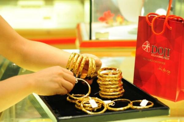Giá vàng trong nước ngày 13/1: Cán mốc 37 triệu đồng/lượng
