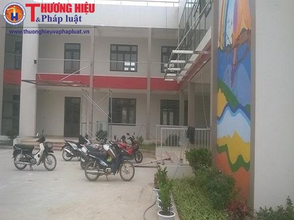 Hà Nội: Chủ đầu tư đang 'chạy' giấy phép cho công trình Trường mầm non Sơn Ca?