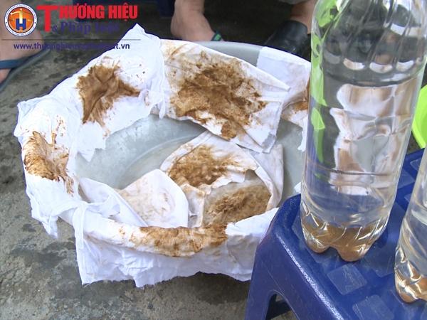 Người dân Hoàng Mai - Hà Nội kêu cứu vì nguồn nước nhiễm bẩn: Đơn vị cung cấp nước vô trách nhiệm hay vô cảm?