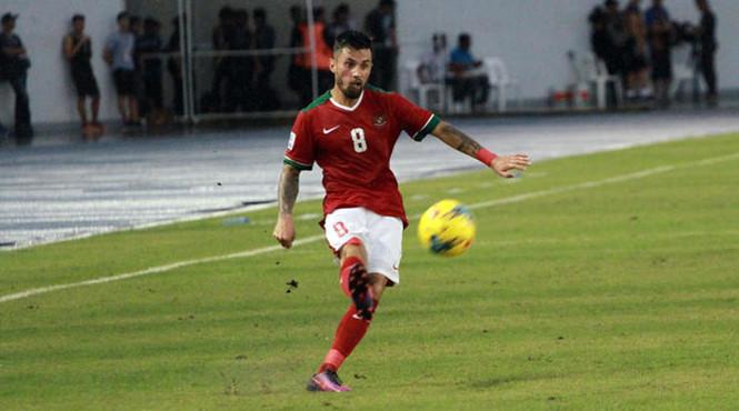 Indonesia có nguy cơ mất cầu thủ quan trọng nhất ở trận tái đấu Việt Nam
