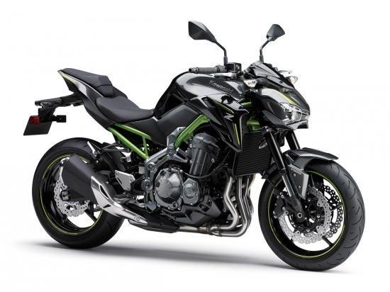 Kawasaki Z1000 2017 giữ nguyên giá nhưng kèm nhiều cải tiến 'thời thượng'