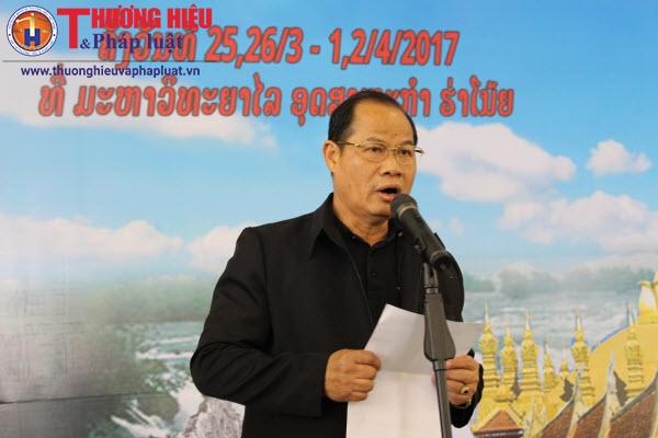 Sôi nổi Đại hội thể thao lưu học sinh Lào tại Việt Nam lần thứ 11