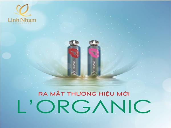 L'Organic - Mỹ phẩm dưỡng ẩm mang trọn vẻ đẹp thiên nhiên