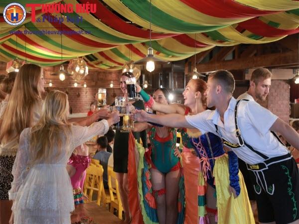 Một Bavaria trên đỉnh Bà Nà với lễ hội bia đặc sắc