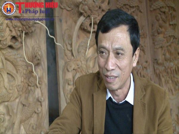 Nghệ nhân Nguyễn Khắc Tiến: Tấm lòng son sắt với nghề mộc truyền thống