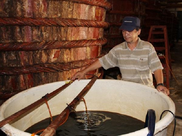 Nước mắm Phú Quốc được công nhận làng nghề truyền thống