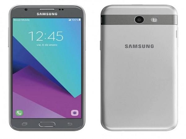 Smartphone tầm trung Galaxy J3 2017 của Samsung bất ngờ 'lên kệ'