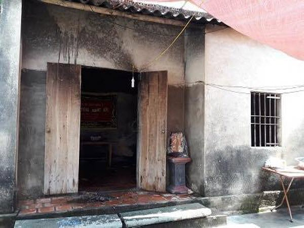 Thanh Hoá: Phát hiện người đàn ông chết trong nhà