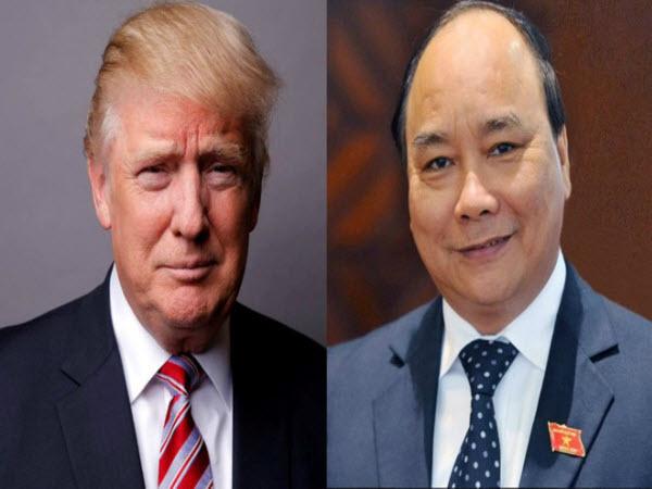 Tổng thống Mỹ Donald Trump sẽ tiếp đón Thủ tướng Nguyễn Xuân Phúc vào ngày 31/5