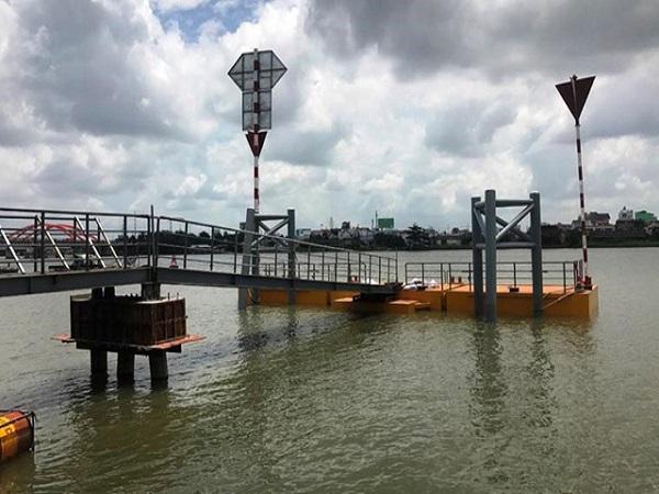 Tuyến buýt đường sông sắp chạy thử nghiệm ở TP HCM