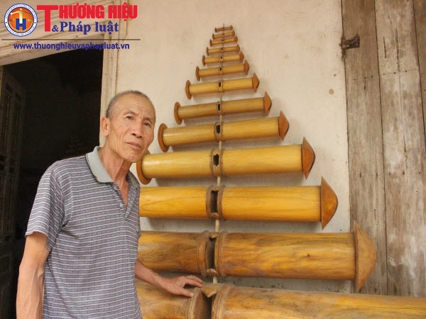Nghệ nhân Ngô Văn Bội và niềm đam mê với  Thương hiệu diều sáo Song Vân