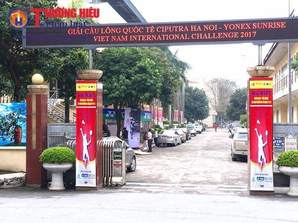 Vòng sơ loại Giải cầu lông Ciputra Hà Nội – Yonex Sunrise Việt Nam International Challenge 2017