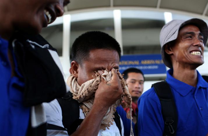 Cướp biển Somalia thả con tin người Việt sau 5 năm giam giữ