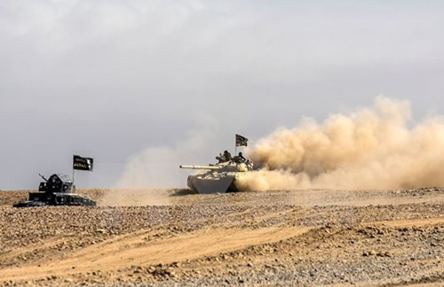 Tướng Mỹ: Ít nhất 800 tay súng IS thiệt mạng trong trận chiến Mosul