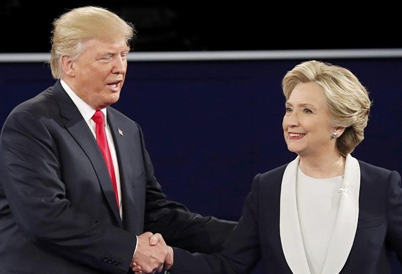 Sốc: Giáo sư Mỹ đoán Donald Trump đắc cử tổng thống