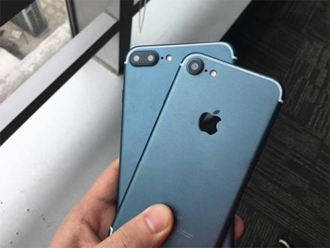 iPhone 7 đắt hàng vẫn không ngăn được doanh số iPhone sụt giảm