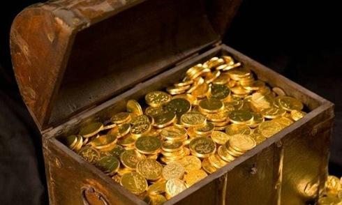 Những 'địa chỉ vàng' thu hút du khách săn tìm kho báu