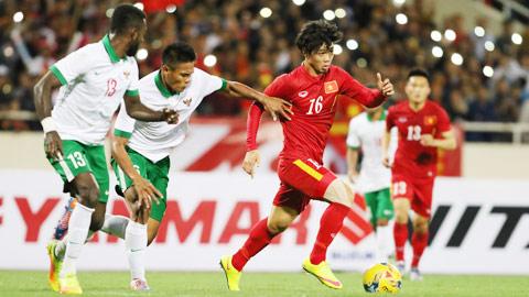 Lượt đấu cuối vòng bảng' Việt Nam -  Campuchia': Nên trao cơ hội cho Công Phượng