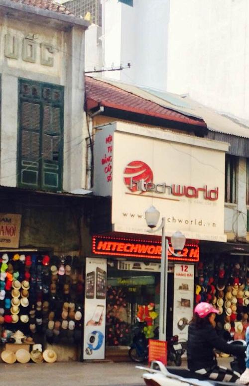 CtyHitech World: Bị xử phạt do buôn bán hàng nhập lậu, không tem nhãn phụ