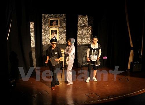 Lắng đọng đêm nghệ thuật của sinh viên Việt Nam tại Vương quốc Anh