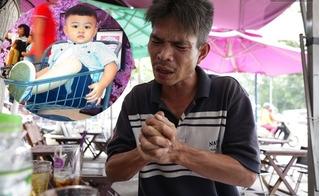 Người cha quỳ lạy bên đường nhờ tìm con trai mất tích: 'Tôi cầu xin Bí thư Đinh La Thăng!'
