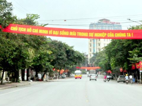 Hà Nội tưng bừng chuẩn bị kỷ niệm 70 năm Ngày toàn quốc kháng chiến