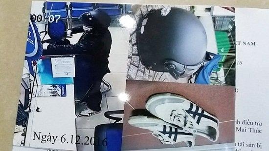 Vụ cướp ngân hàng BIDV ở Huế: Nghi phạm có thể đi cùng bạn gái