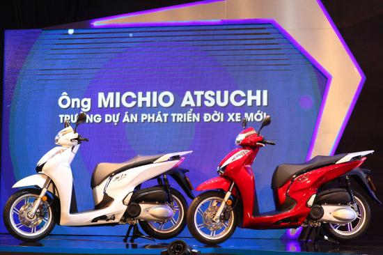 Honda SH 300i nhập chính hãng sắp lên kệ, rẻ hơn khá nhiều so với 'hàng ngoài'