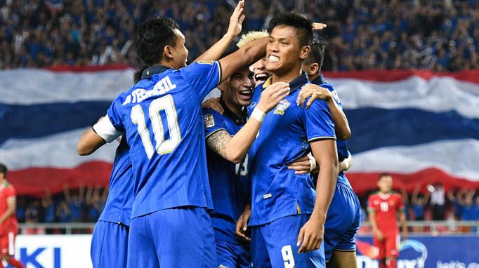 Đội tuyển Thái Lan lần thứ 5 đăng quang vô địch AFF Cup