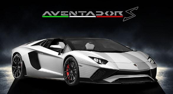 Siêu xe Lamborghini Aventador S sắp ra mắt thị trường vào năm 2017