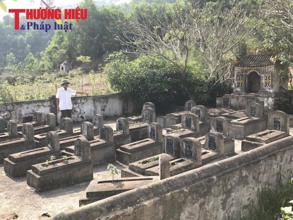 Hà Nam: Hàng trăm ngôi mộ bị xâm phạm bởi dự án 'ma'