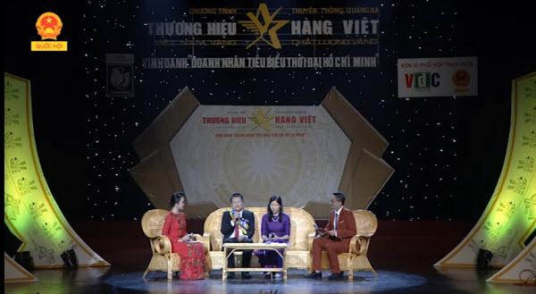 Vinh Danh 'Doanh Nhân Tiêu Biểu Thời Đại Hồ Chí Minh' năm 2016