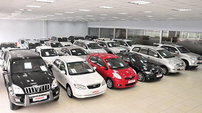 Giá ô tô nhập khẩu từ các nước ASEAN bắt đầu giảm mạnh từ 1/1/2017