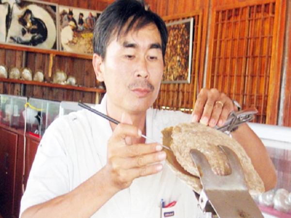 Nghệ nhân Hồ Phi Thủy - Người góp phần tôn vinh ngọc trai Phú Quốc