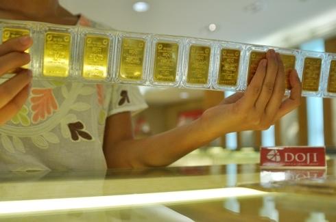 Giá vàng hôm nay (7/1): Có xu hướng đảo chiều giảm giá