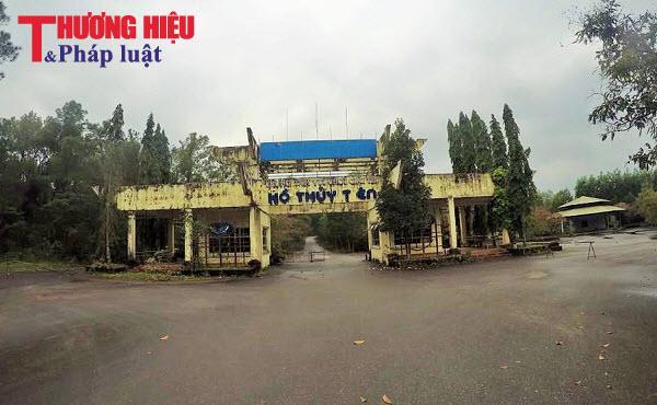 Thừa Thiên- Huế: Vì sao dự án khu du lịch Hồ Thủy Tiên hơn 70 tỷ đồng bị thu hồi đất?