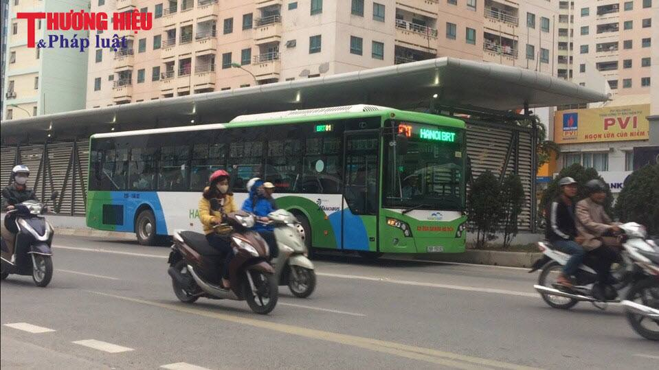 Hà Nội: Thông tin chi tiết về kết nối xe buýt nhanh BRT với 26 tuyến xe buýt phụ cận