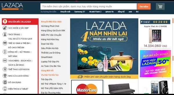 Thêm khách hàng tố Lazada.vn bán hàng kém chất lượng