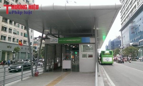 Hà Nội sẽ có 8 tuyến xe buýt nhanh BRT